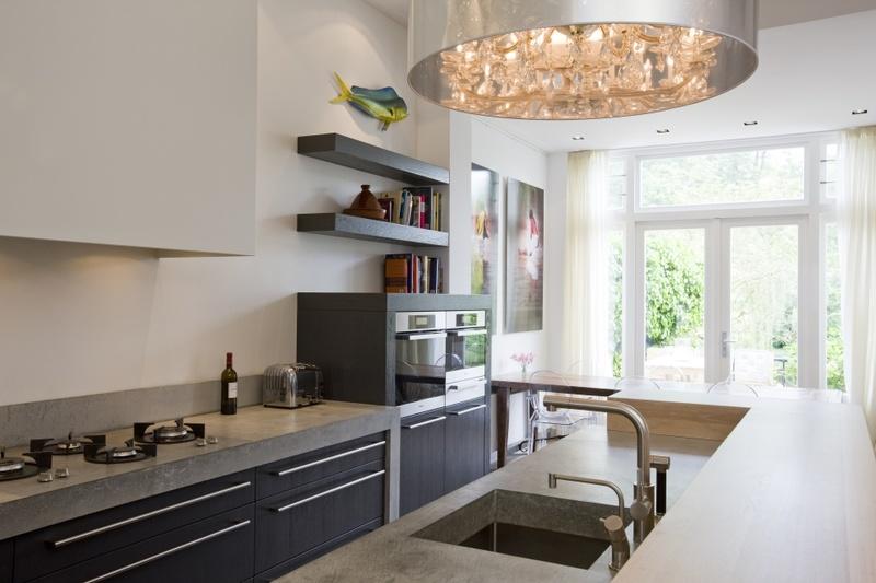 Auf der living kitchen wird die küche digital aufgerüst stylepark