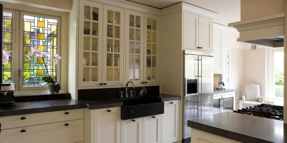 Hollands maatwerk klassieke keukens - Oude stijl keuken wastafel ...