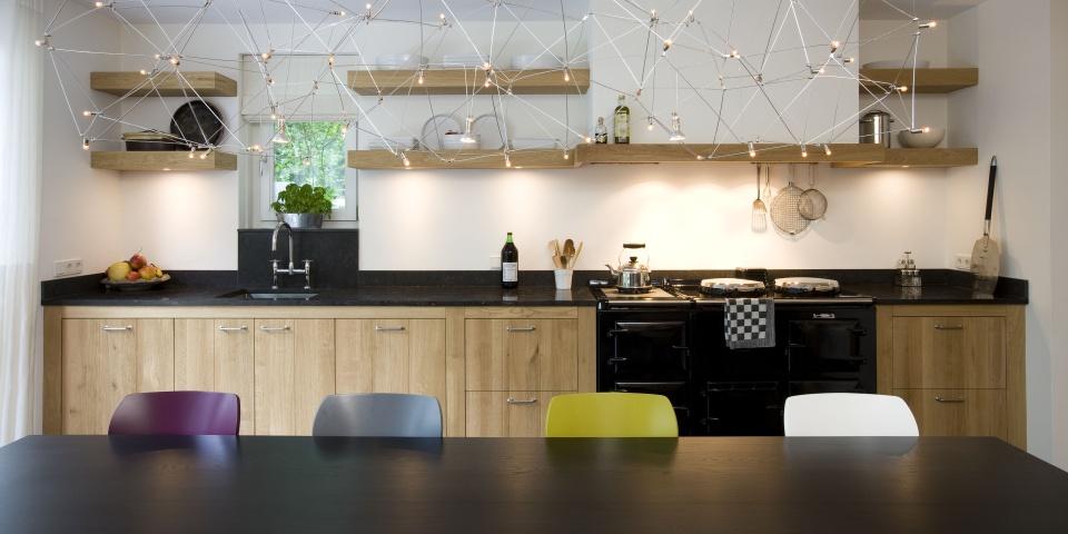 Luxe Keuken Op Maat : keuken twee luxe keukens in ??n een warme ?n een koude keuken d