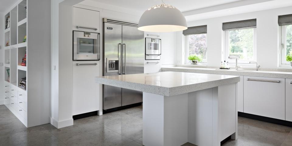 Moderne Keuken Werkblad : moderne-eikenhouten-keuken-terrazzo-werkblad ...