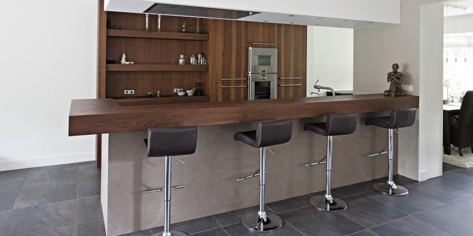 Hollands maatwerk: landelijk moderne keukens