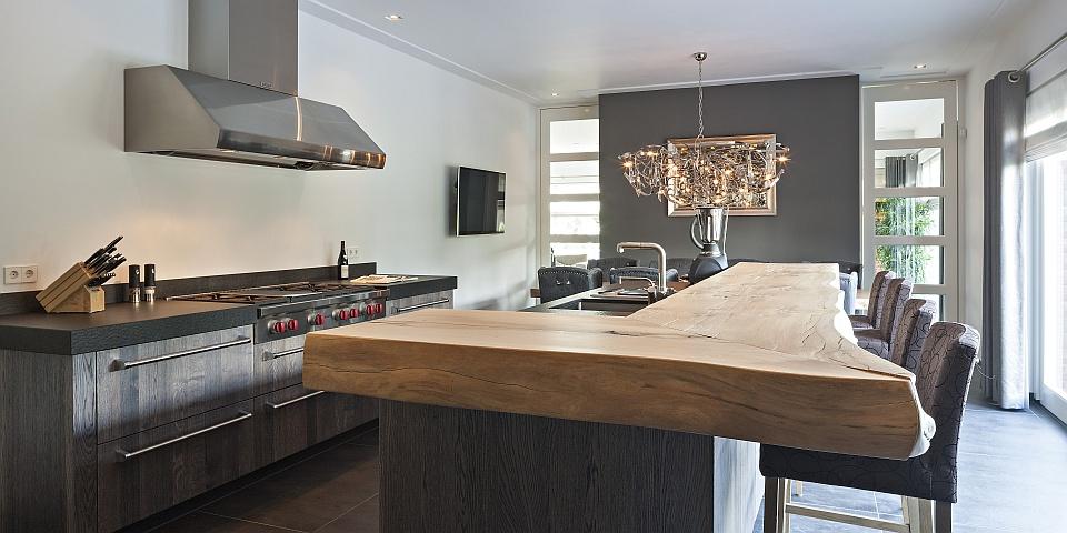 Geliefde Hollands Maatwerk: Landelijk Moderne Keukens &WX29