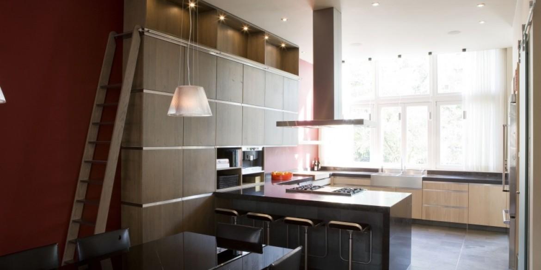 hollands maatwerk stijlvolle keuken met eethoek